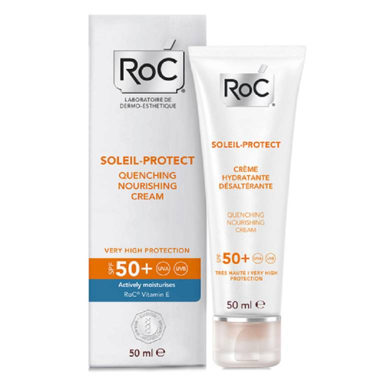 ROC SOLARI SP+ NUTR SPF50+