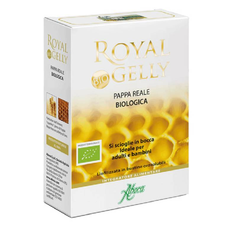 ROYALGELLY Orosulubile 16 bustine