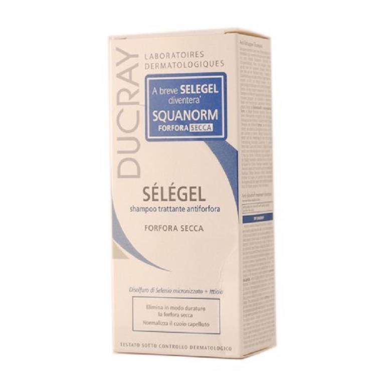 SELEGEL Trattamento Forfora Ribelle 125 ml