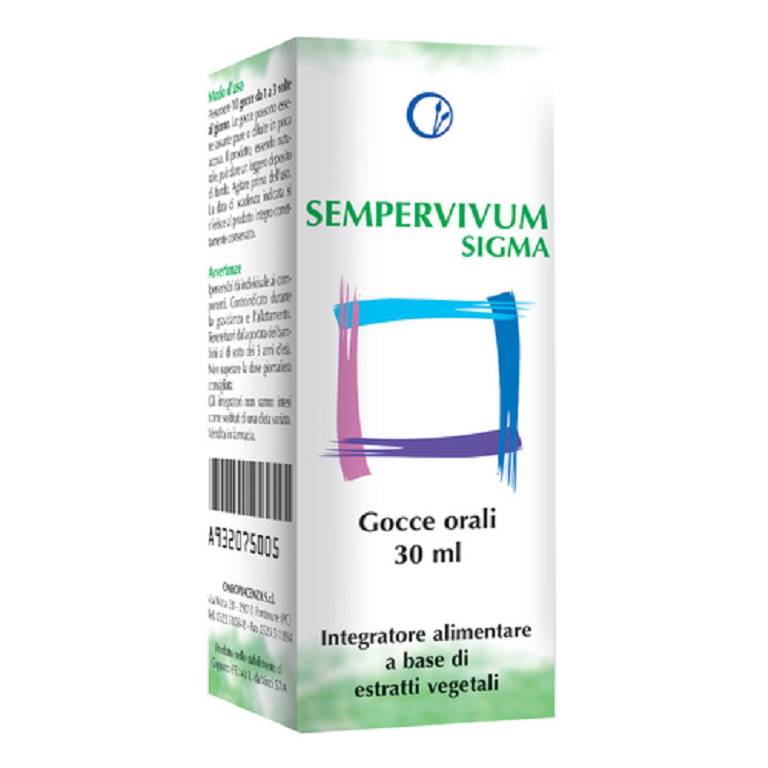 SEMPERVIVUM SIGMA SOL IAL 30ML