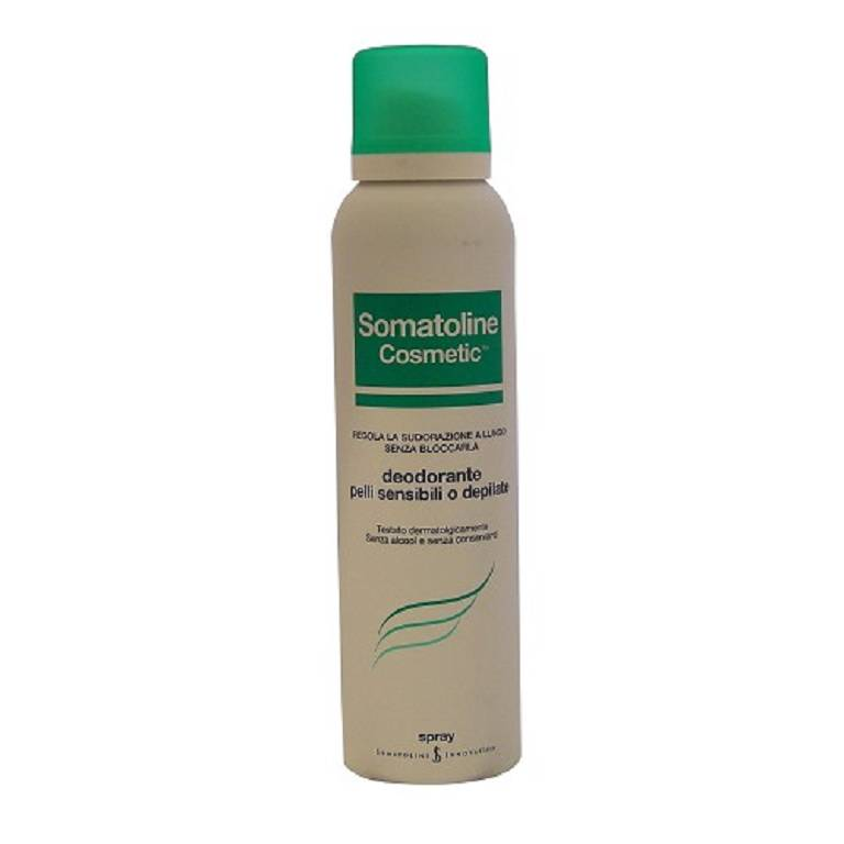 SOMATOLINE C Deodorante Spray 150ml