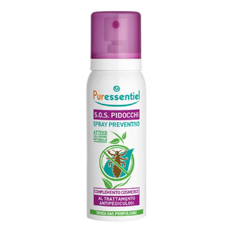 SPRAY PREVENTIVO PIDOCCHI