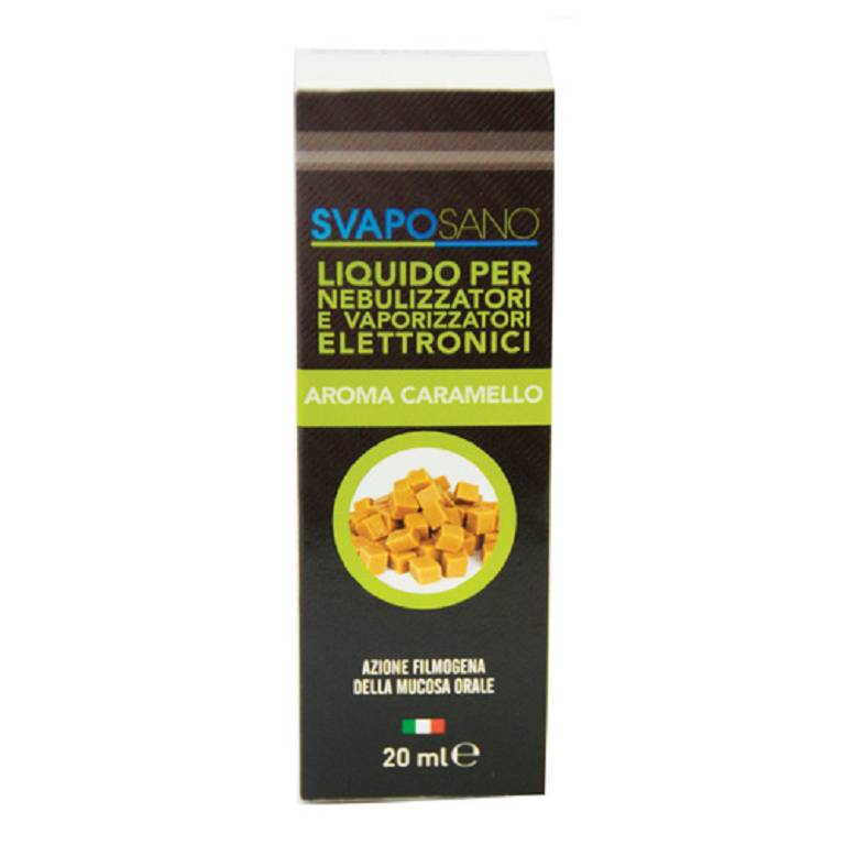 SVAPOSANO CARAMELLO 20ML