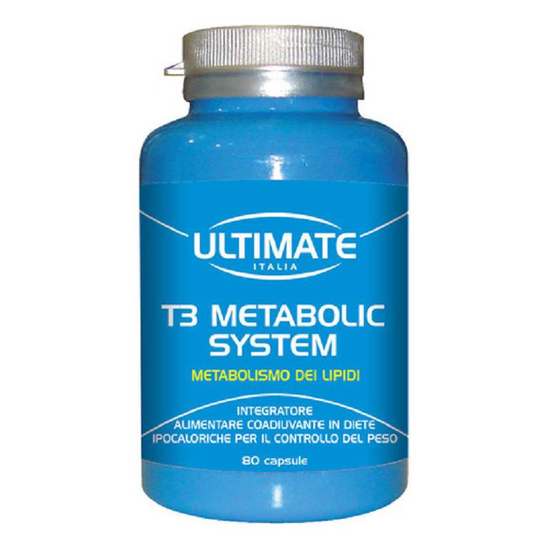 T3 METABOLIC SYSTEM 80CPS