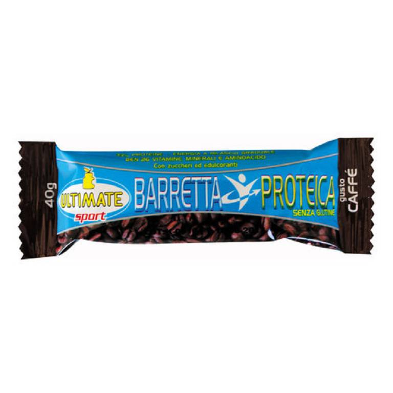 ULTIMATE BARR PROT CAFFE' 40G