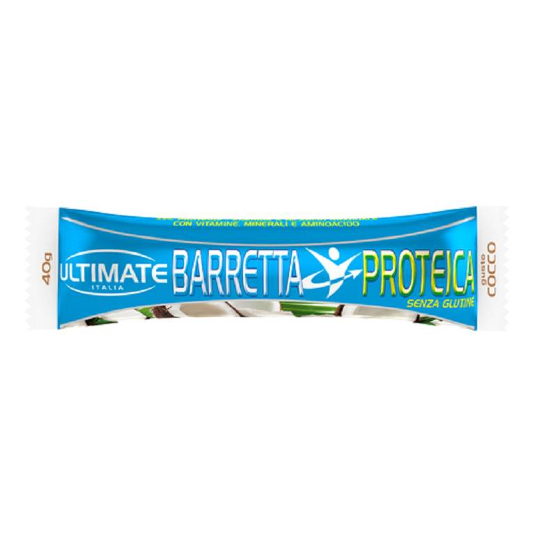 ULTIMATE BARR PROT COCCO 40G