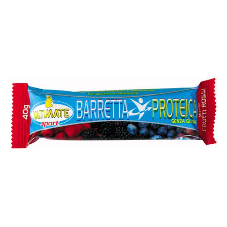 ULTIMATE BARR PROT FRUT RO 40G