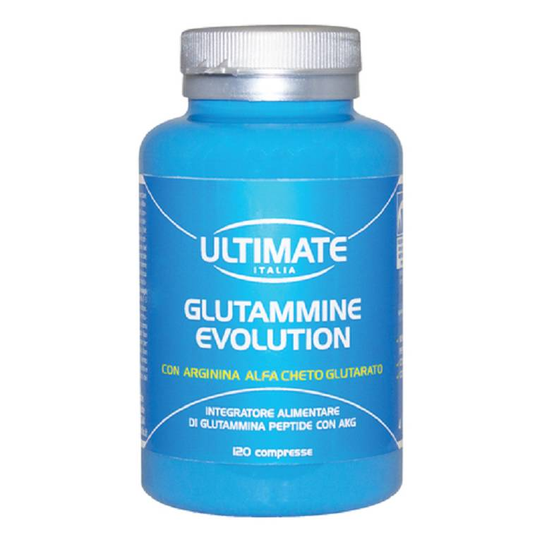 ULTIMATE GLUTAMMINA EVOL120CPR