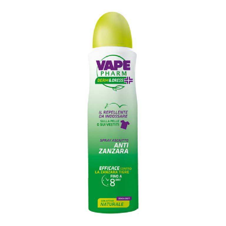 VAPE DERM&DRESS SPRAY 150ML