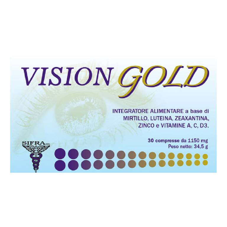 VISION GOLD 30CPR