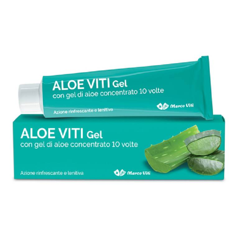 VITI ALOE GEL 100ML