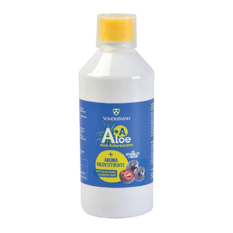VONDERWEID ALOE + ARONIA 500ML