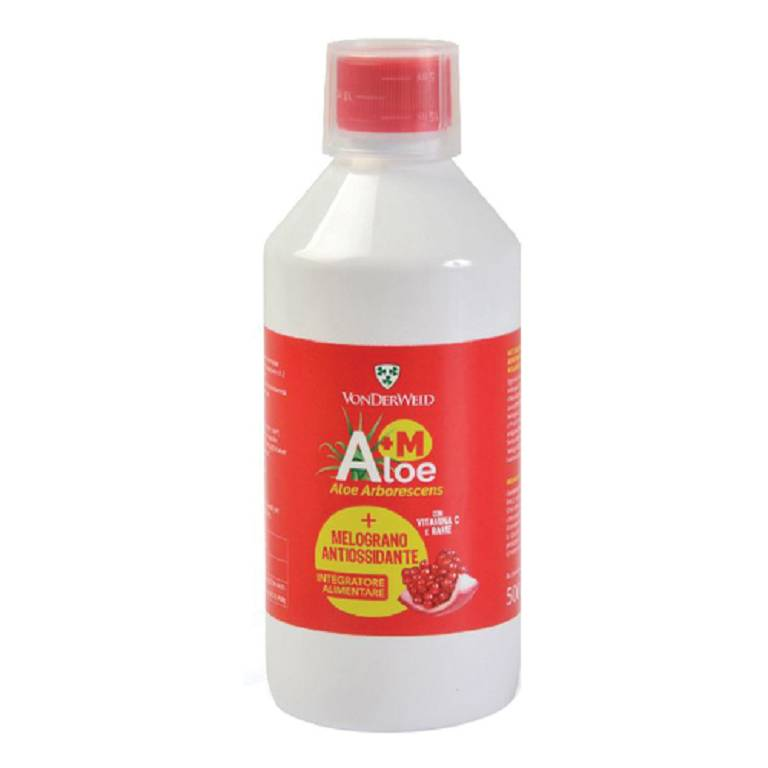 VONDERWEID ALOE + MELOGRANO