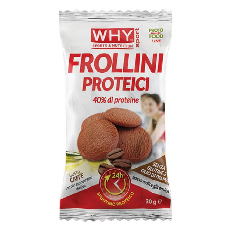 WHYNATURE FROLLINI PROT CAFFE'