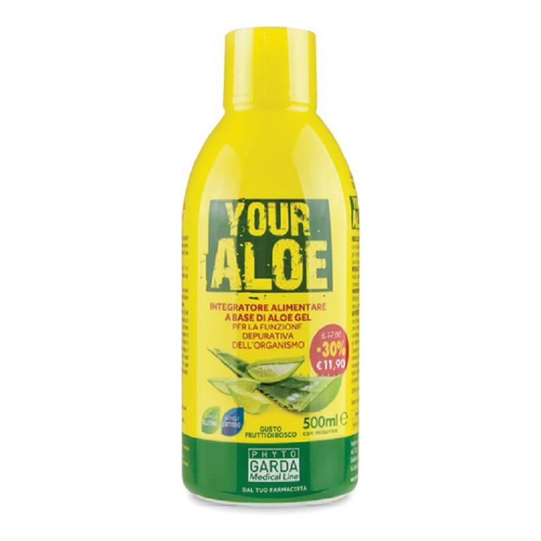 YOUR ALOE 500ML