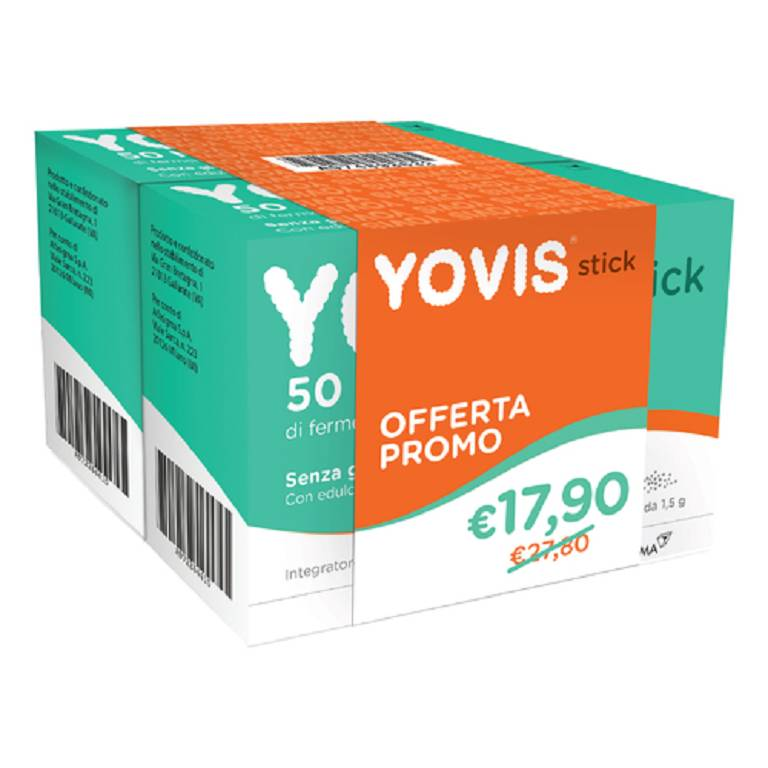YOVIS STICK 10+10 BUNDLE PACK